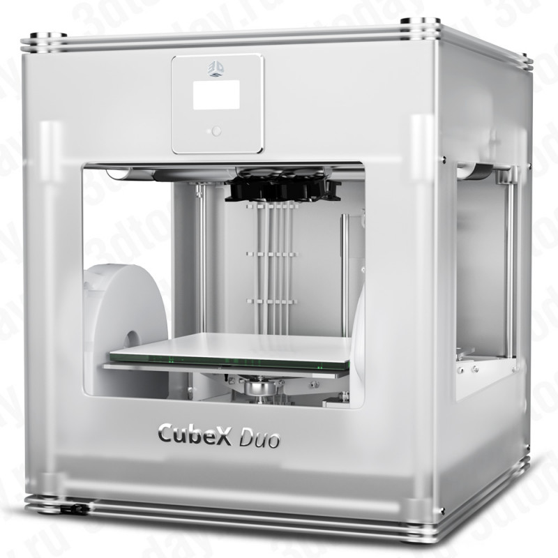 3D принтер 3D Systems CubeX Duo